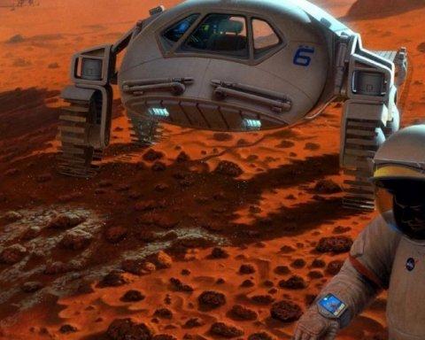 Помруть раніше: як на людей вплине політ на Марс