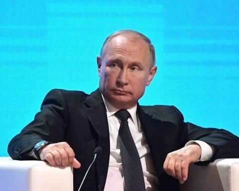 Путин снова атакует Украину, но есть хорошая новость