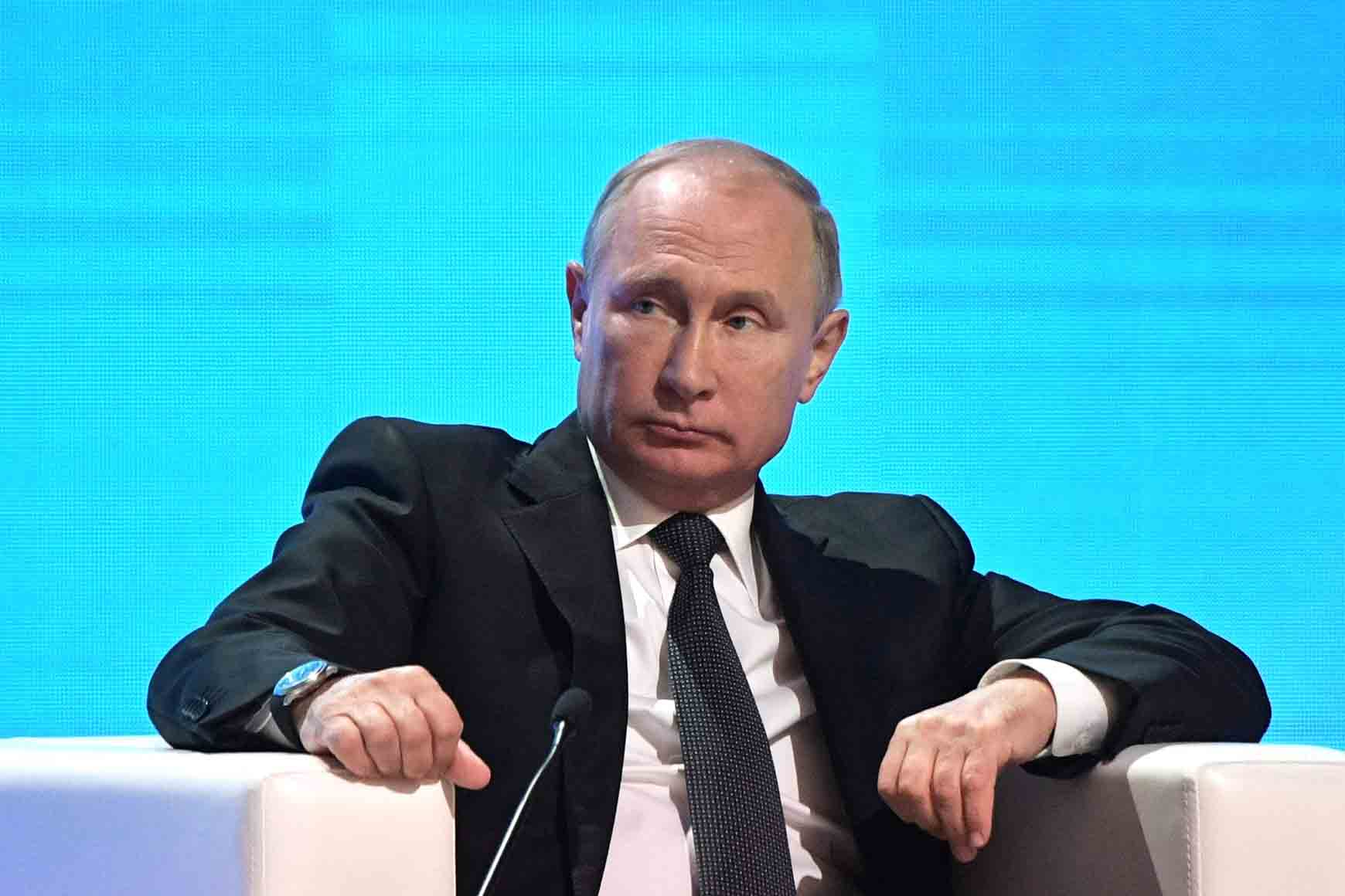 Путін позбавив росіян останніх надій: все потрапило на відео