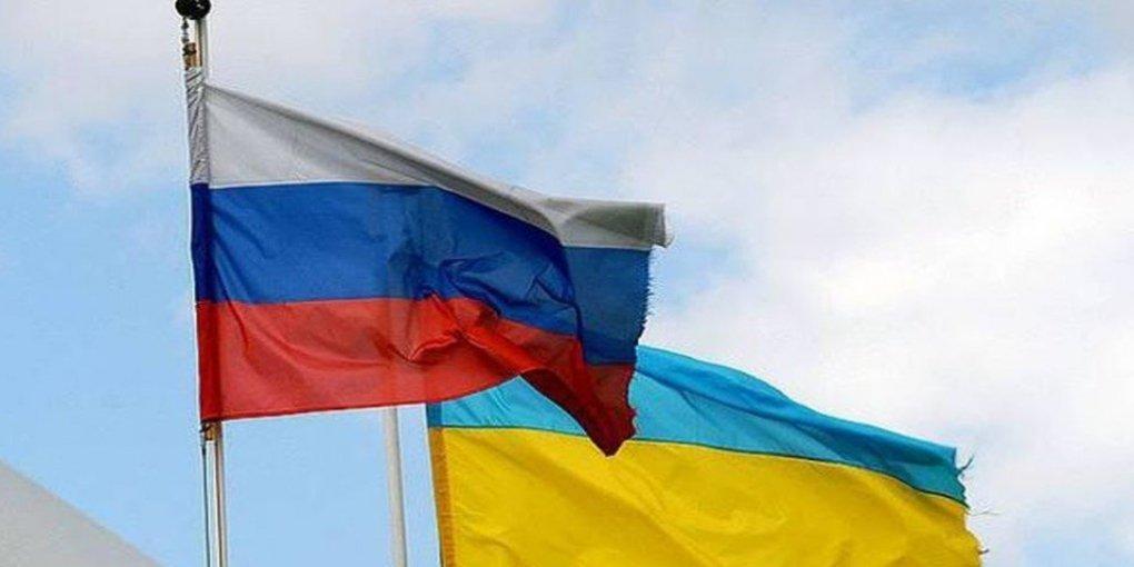 В центре Киева появился флаг России: видео провокации