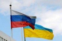 В центрі Києва з'явився прапор Росії: відео провокації
