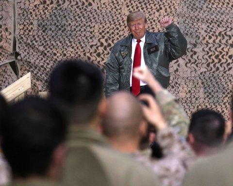 Більше не платитимемо: Трамп повідомив, хто займе місце США в Сирії