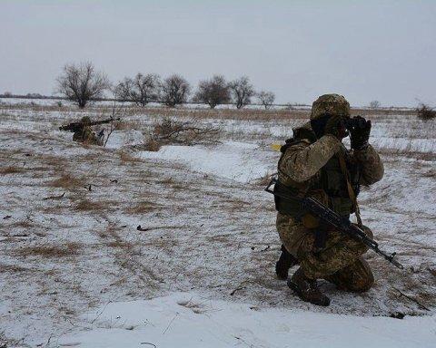 Сили ООС завдали серйозного удару по бойовиках: наслідки потрапили на відео