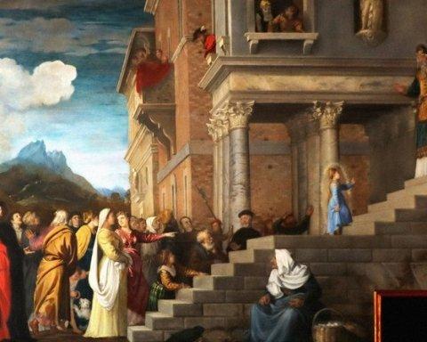 Введення у храм Пресвятої Богородиці: що не можна робити в цей день