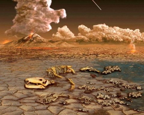 Ми йдемо тим же шляхом: стало відомо, через що на Землі загинуло майже все живе