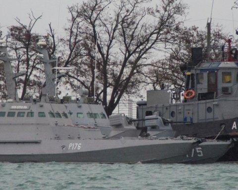 Блокада Азовского моря: Россия пошла на уступки