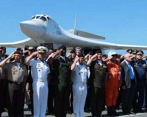Россия отправила в Америку свои бомбардировщики, в США дали жесткий ответ