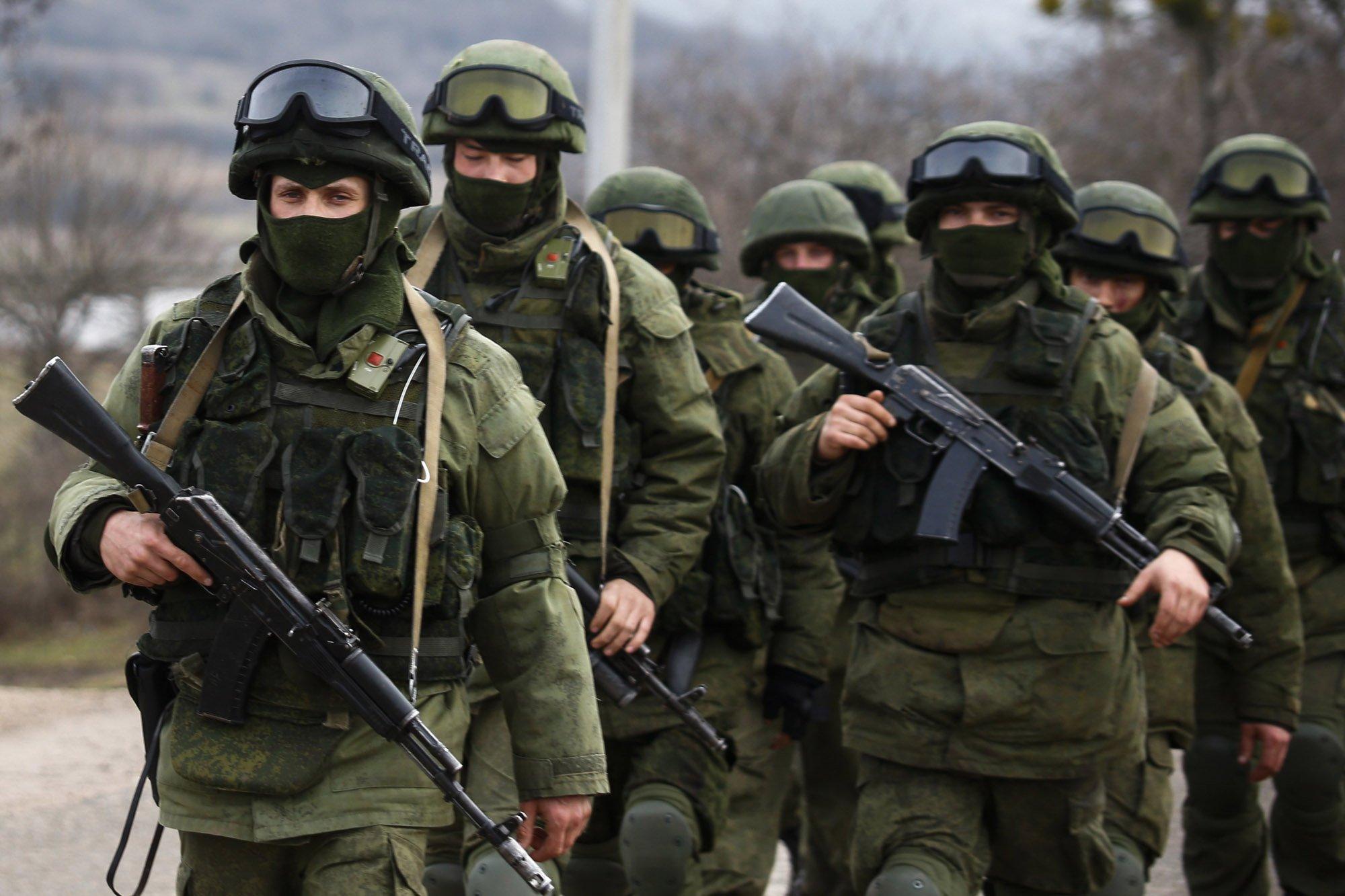 Все було готово: чому Путін не став пробивати коридор з Криму на Донбас