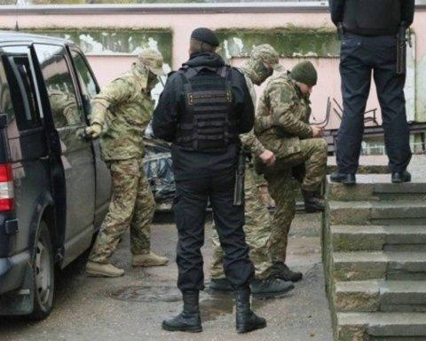 Возле Кремля ярко поддержали украинских моряков: опубликовано фото