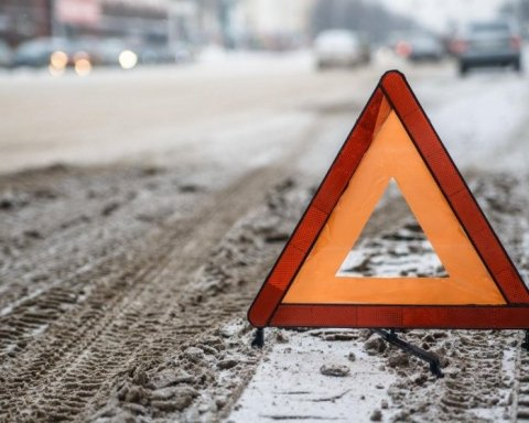 Жуткое ДТП в Черкассах: маршрутка переехала пешехода