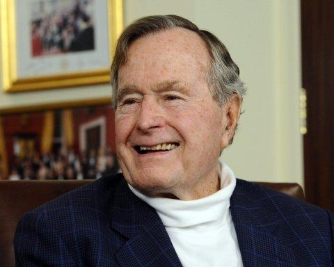 Смерть Джорджа Буша-старшего: появились комментарии президентов США