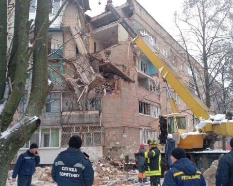 Вибух будинку в Фастові: з'явилися нові фото і подробиці про винуватця НП