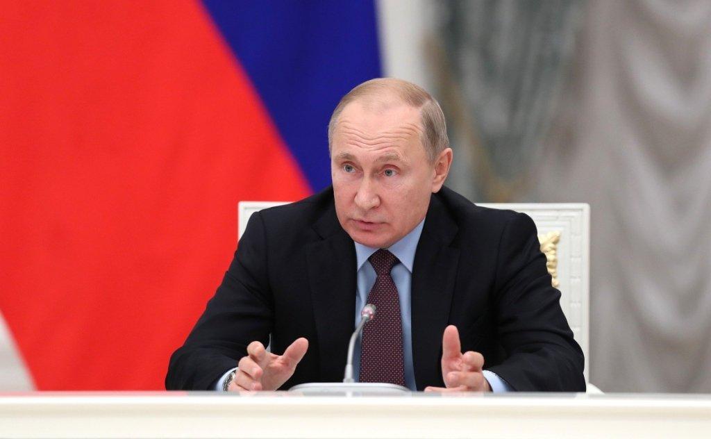 Чудова людина: Марченко зізналася, як обрала Путіна кумом