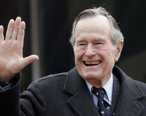 Помер Джордж Буш-старший: чим прославився 41-й президент США