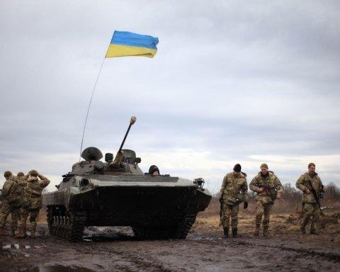 Война на Донбассе: боевики обстреляли украинских защитников и понесли потери