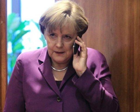 Меркель провела переговори з Путіним та зробила важливий заклик щодо України
