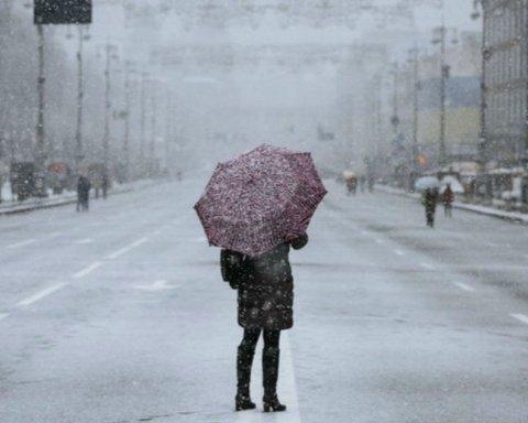 Киев накроет циклон: синоптик дала свежий прогноз погоды