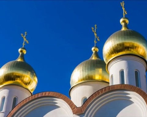 Томос для України: в Росії активно розпалюють паніку