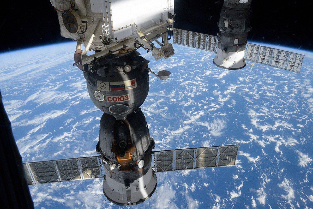 У мережі посміялися з курйозу на російському космічному кораблі: цікаві деталі