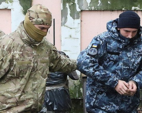 Ув'язнення моряків: в Україні вказали на грубі порушення з боку Росії