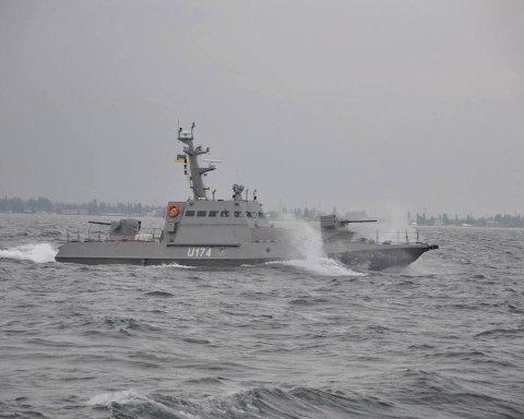 Україна розширила зони контролю над своїми територіями у морі