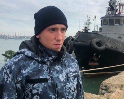 Захват украинских моряков возле Азова: пленникам РФ пообещали материальную компенсацию