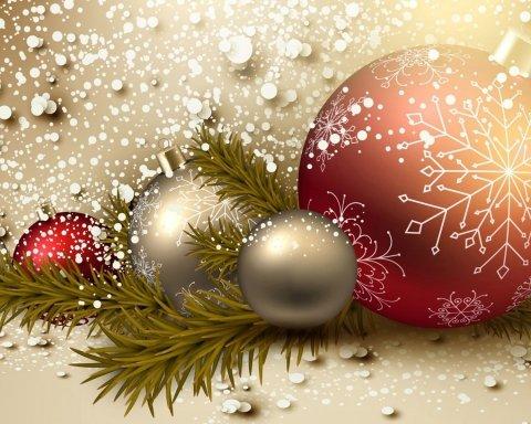 Короткі привітання з Новим роком 2021 і прикольні новорічні листівки