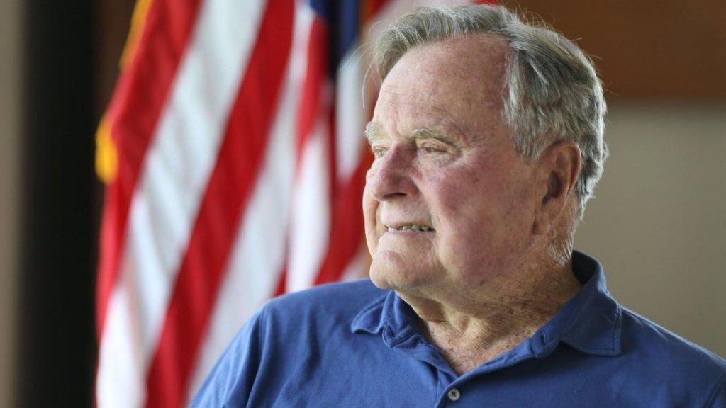 Помер колишній президент США