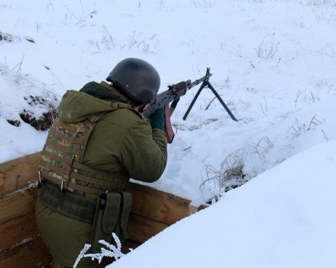 Война на Донбассе: украинские силы понесли потери