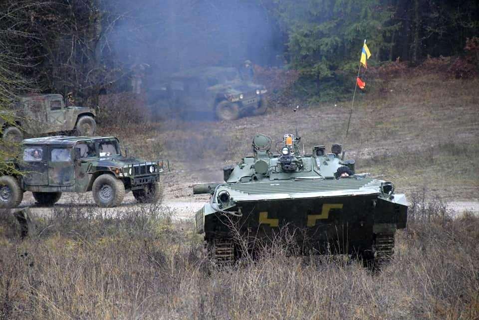 Украинские военные провели блестящую операцию по захвату вражеской техники