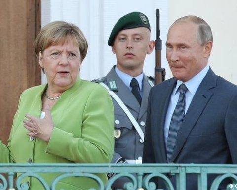 Меркель готовит неприятный сюрприз для Путина: подробности