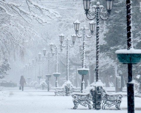 Сильні морози почнуться за лічені дні: синоптик дав прогноз погоди на грудень