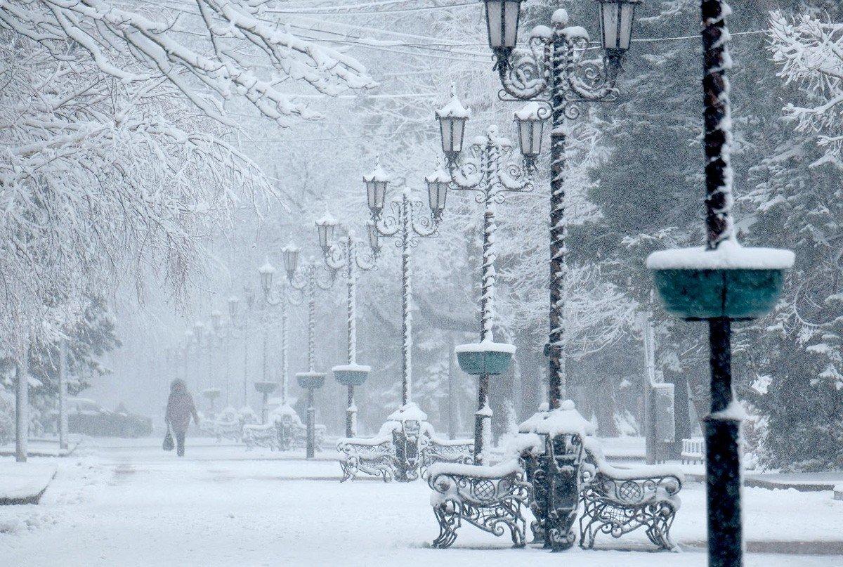 прогноз погоди на грудень - погода в Україні - коли прийдуть морози