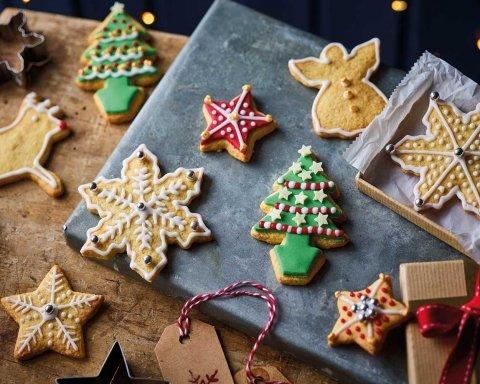 Рождественское меню: рецепт имбирного печенья от Елизаветы II