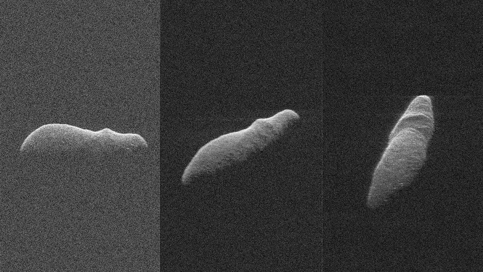 Повз Землю пронісся незвичайний астероїд: у NASA показали фото