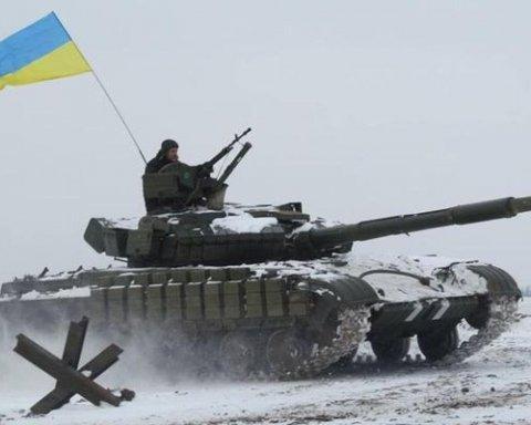 У ворога на одну БМП стало менше: з'явилося відео потужного удару по бойовиках на Донбасі