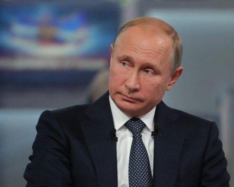 Путин оконфузился в речи об Украине и Порошенко: появилось видео