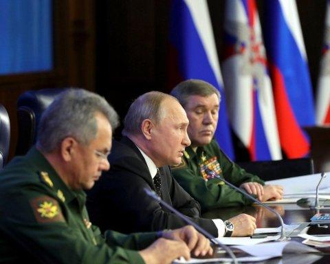 """""""Колись все одно доведеться зупинити"""": в Кремлі зробили заяву про повномасштабну війну з Україною"""
