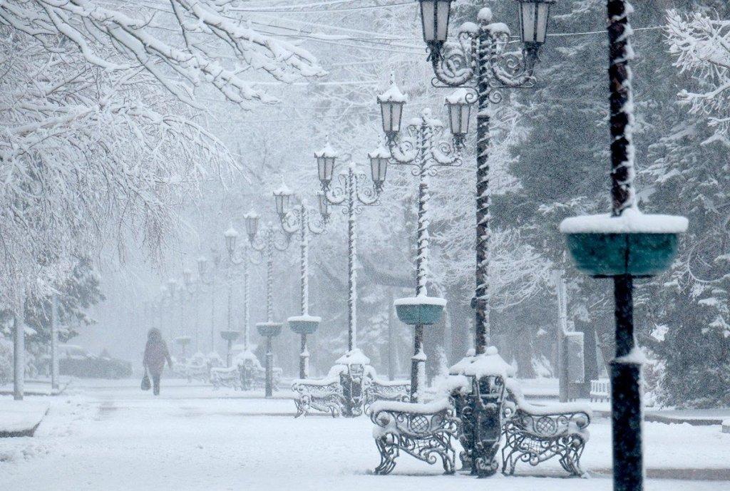 Прогноз погоди на завтра: синоптики повідомили, чи закінчиться у Києві снігопад