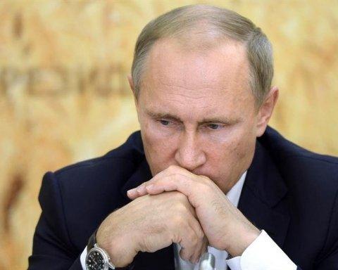 Томос для України: у поведінці Путіна помітили важливу зміну
