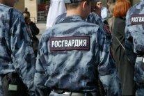 Путінська гвардія потренувалася розганяти людей в Криму: з'явилися фото