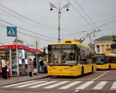 У Києві на Різдво змінять рух транспорту: подробиці