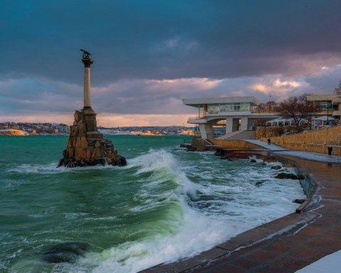 Крим – це Україна: з'явилося фото з Севастополя, яке все доводить