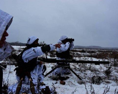 Бійці ЗСУ завдали смертельного удару по бойовиках, є загиблі