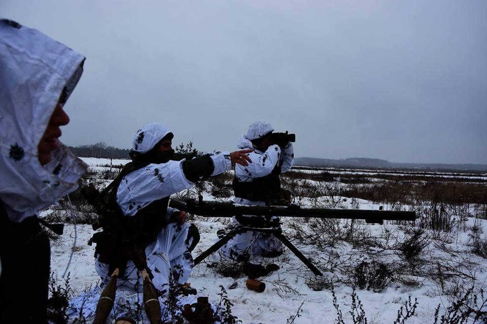 """Результат пошуку зображень за запитом """"Войска ООС Украина зима"""""""