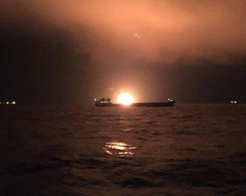 Катастрофа неподалік від Криму: з'явилися важливі дані про кораблі, які загинули