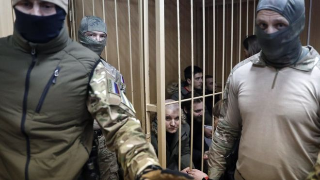 Маніпуляції РФ: в Україні прокоментували рішення ЄСПЛ щодо полонених моряків