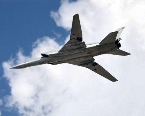 Катастрофа военного самолета в России: появилось видео момента