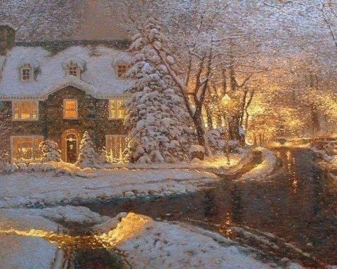 Погода на Старый Новый год в Украине: какие области засыплет снегом