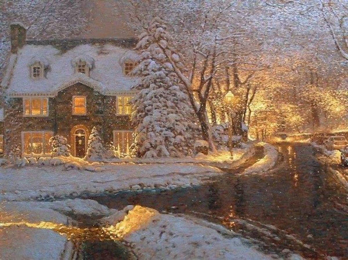 Погода на Старий Новий рік в Україні — Де піде сніг — погода на 13-14